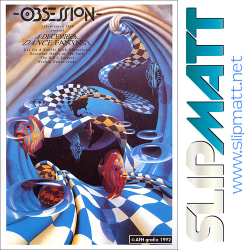 Slipmatt - Live @ Obsession At The Park 18-12-1992