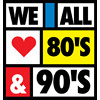 WE ALL LOVE 80s & 90s Radio 25 februari 2012 deel 1 - Radio Decibel