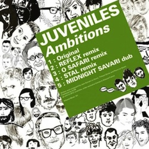 JUVENILES Ambitions REFLEX Remix on KITSUNÉ