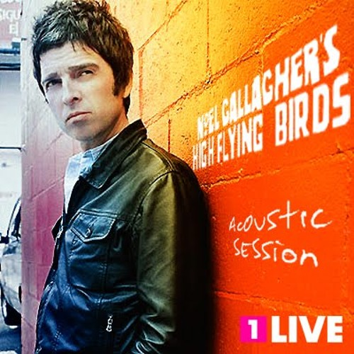 Noel Gallagher-Supersonic