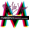 Marron 5 feat. Cristina Aguilera - Moves Like Jagger (Remix Acapella DJ Wotten) Portada del disco