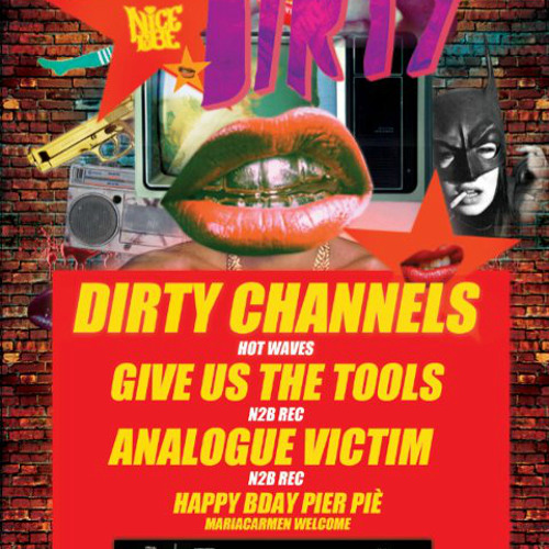 Nice to Be - Dirty Channels - Duel:Beat/Room 23 - 18.02.2012