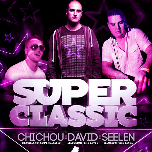 Chichou, Seelen, David - SuperClassic @ La Rocca Backstage 25.02.'12 Full Night-6