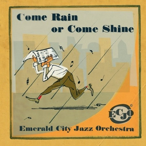 Jumpin' At The Woodside - Sax Solo (Emerald City Jazz Orchestra)