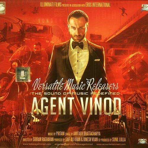 ill do the talking tonight agent vinod mp3