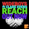 Wideboys ft Clare Evers-Reach Out Now-London Remix-taster