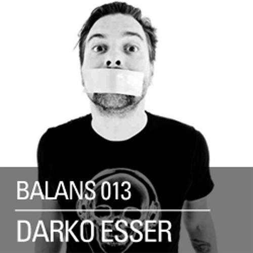 BALANS013 - Darko Esser