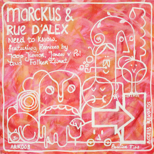 Marckus & Rue D'Alex - Need to Know (Original Mix) [Out Now!]