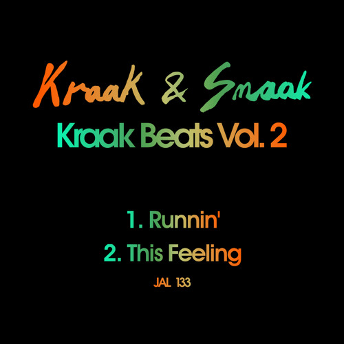 Runnin' (Kraak Beats Vol. 2)