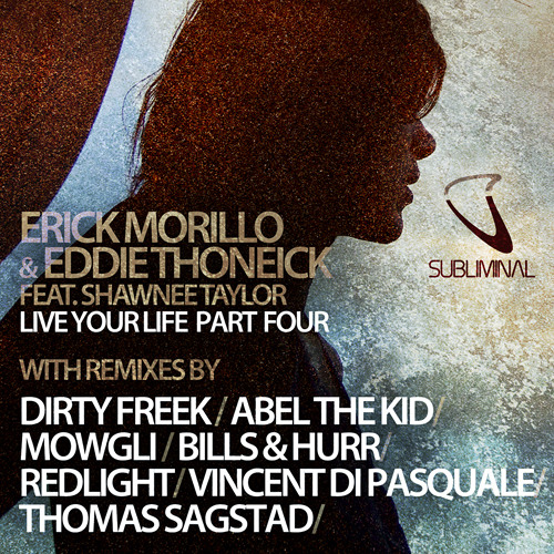 Erick Morillo & Eddie Thoneick feat. Shawnee Taylor - Live Your Life (Bills Hurr Remix)