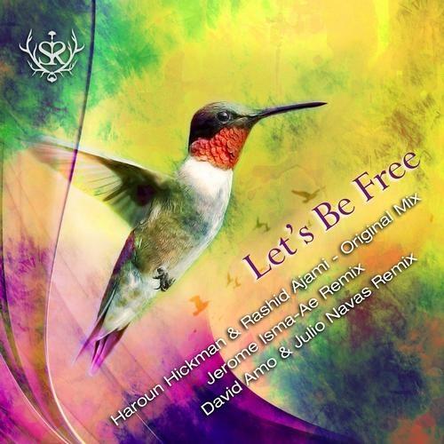 Rashid Ajami & Haroun Hickman- Lets be free (Jerome Isma-Ae Remix)Teaser