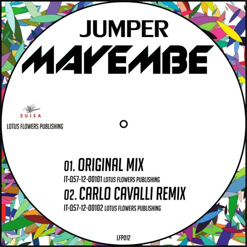 Jumper - Mayembe (Original Mix Prvw) out now on every digital store