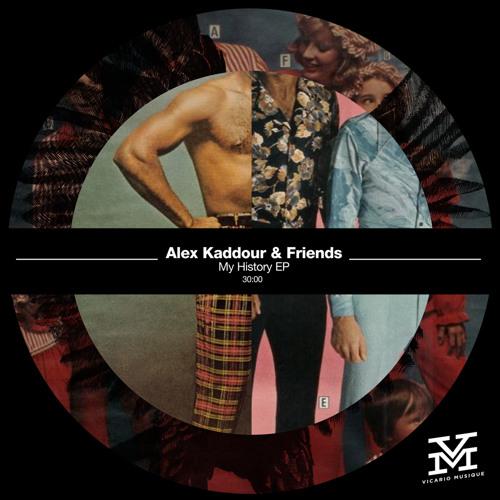 Dania feat. Alex Kaddour & Adrián Rodríguez - My History (Original Mix)