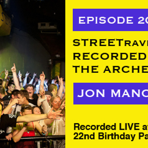 CRP Episode 20 - JON MANCINI(old skool set)
