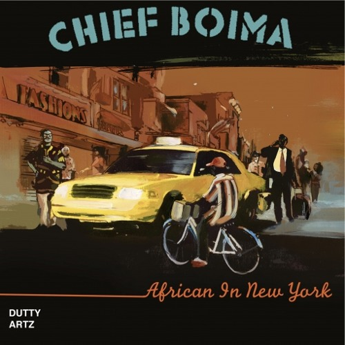 Sina Makossa Remix - Uproot Andy & Chief Boima