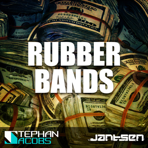 Rubber Bands by Stephan Jacobs & Jantsen