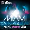 VA -Miami 2012 (Mixed by MYNC)