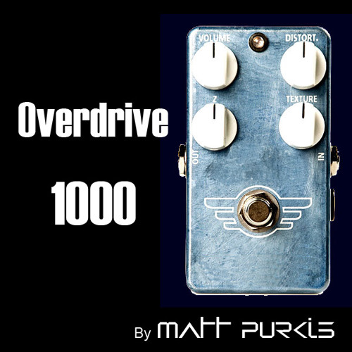 Overdrive 1000 (Original Mix) Out now on Baroque records!!