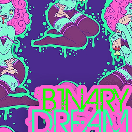 CUATR0 V1ENT0S (version electroacustica) - B1NARYDREAM feat. Jenny Castellon