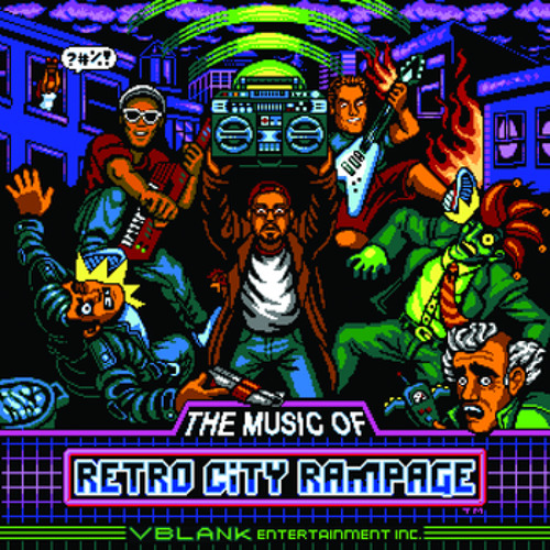 Norrin Radd - Do Or Die  (Retro City Rampage Soundtrack)