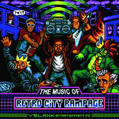 Virt, Freaky DNA, Norrin Radd - Demo Mixtape (Retro City Rampage Soundtrack)