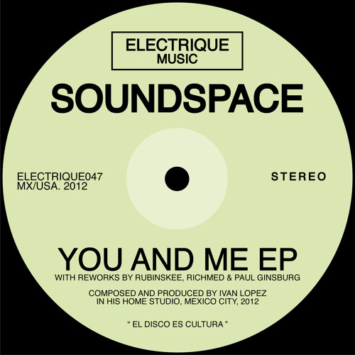Soundspace - You and Me (Original Mix)
