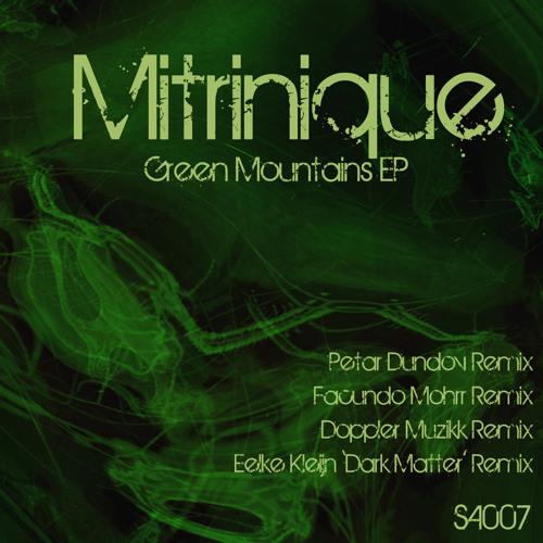 Mitrinique - Saturday (Eelke Kleijn Dark Matter Remix) [Sound Avenue 007] SC