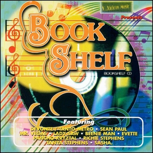 DJ AD - Bookshelf Riddim Mix