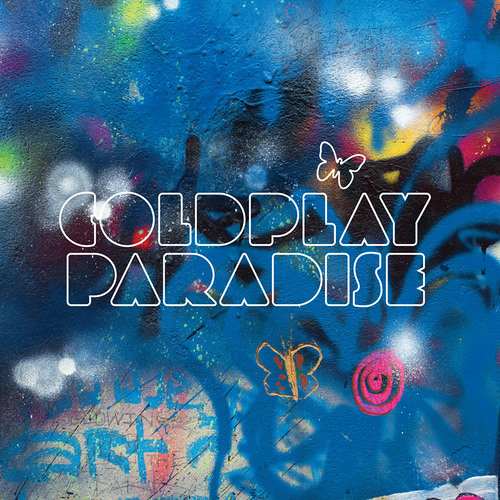 Coldplay - Paradise (Justin Waters remix)