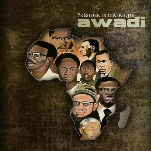 Didier Awadi - The Roots - Présidents d'Afrique