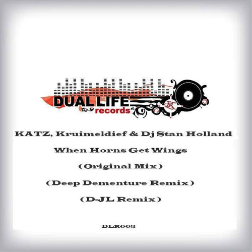 KATZ, Kruimeldief & Dj Stan Holland - When Horns Get Wings (D-JL Remix) On Beatport