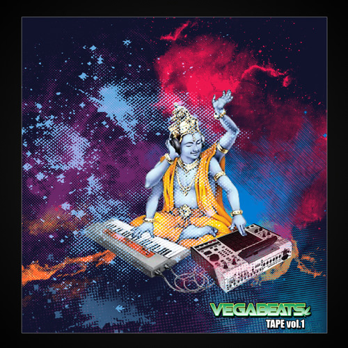 VEGABEATS TAPE vol​.​1 - Space Weed (Entering The Flowering Beats Tape)