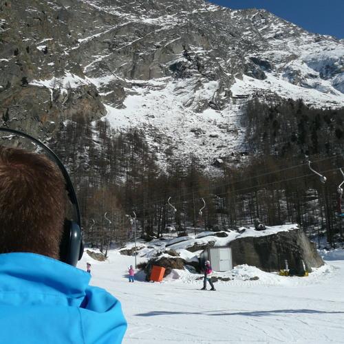 Schlepplift - Kinder - Skischule Ambient