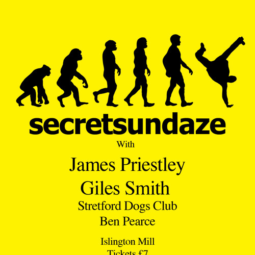 Secretsundaze with Stretford Dogs Club & Ben Pearce | Feb 26th 2012