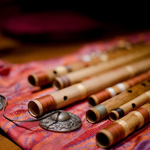 Magical  Bamboo Flute By Manose