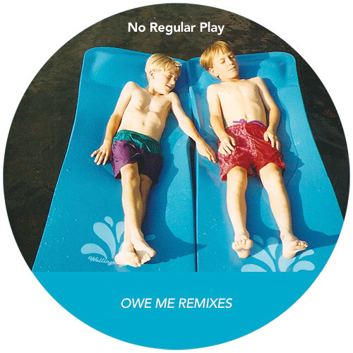 No Regular Play - Owe Me (Nicolas Jaar mix)