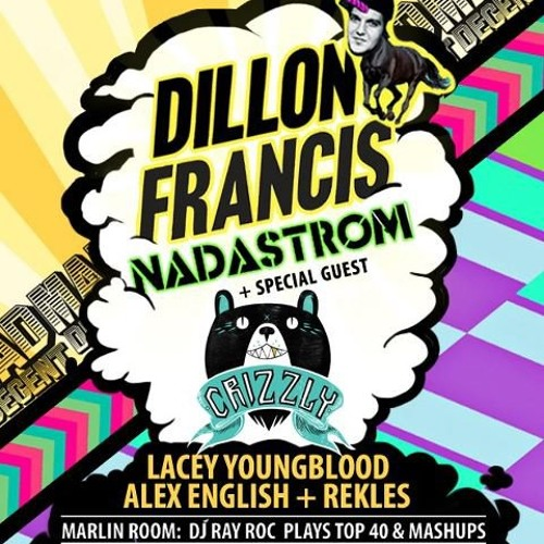 Live @ Webster Hall 2-17-12 (Opening set for Dillon Francis, Nadastrom, Crizzly)