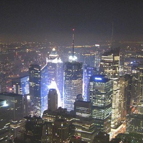 New york big citi of dreams