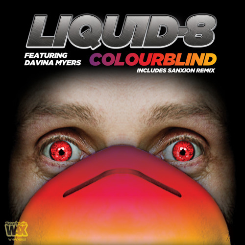LIQUID-8 - Colourblind (Original Mix) OUT NOW On Warehouse Wax (Clip 112K)