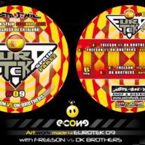 *EUROTEK 09* / ASTROFONIK REC /-DK BROTHERS__Happy break!