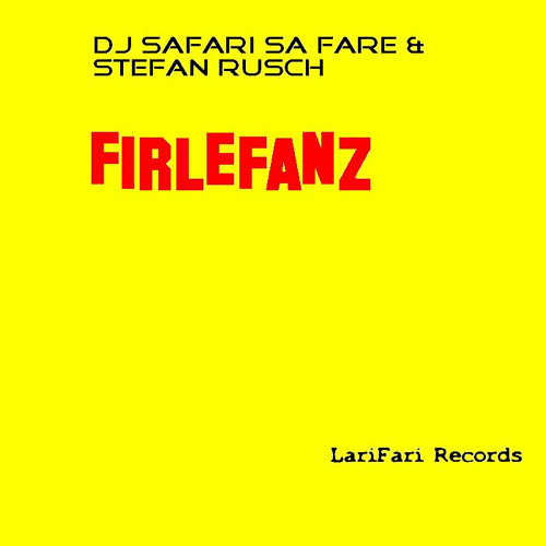 DJ Safari Sa Fare & Stefan Rusch - Entropia (Original Mix)