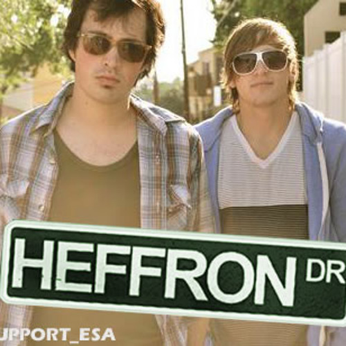Heffron Drive - Stand Forever