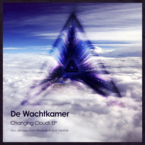 BER001 De Wachtkamer - Changing Clouds EP (incl. remixes from Vinayak^A and Verche)