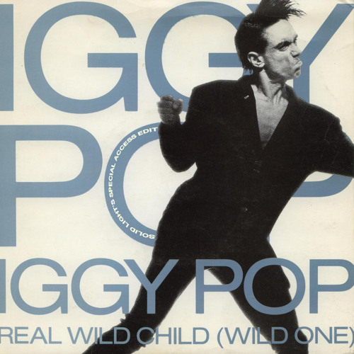 Iggy Pop - Real Wild Child (Solid Light's Special Access Edit)