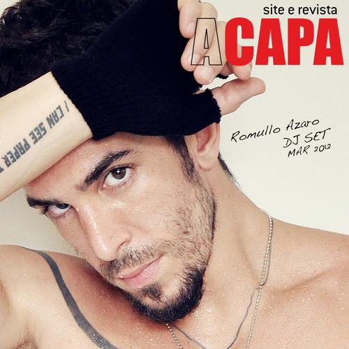 A CAPA - DJ SET - ROMULLO AZARO