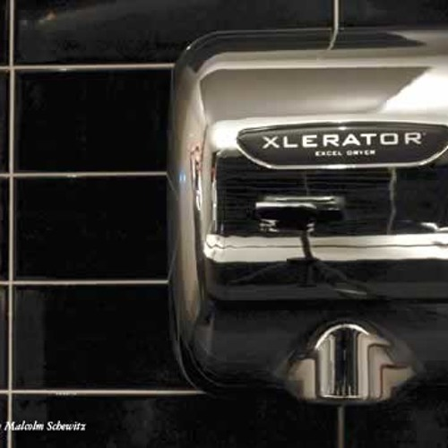 You didn't know a bathroom hand dryer is a musical instrument?