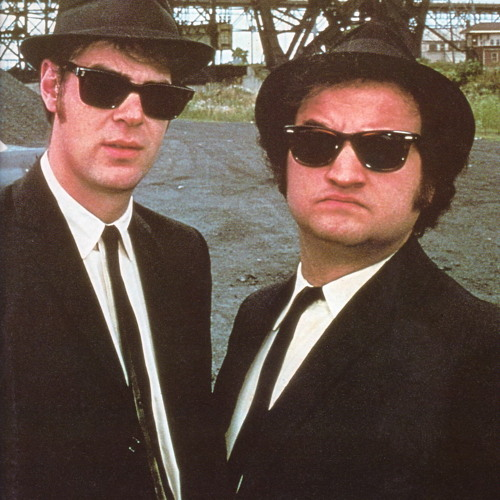 The Blues Brothers - Rubber biscuit (www.mdindir.net)