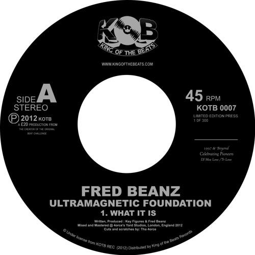 KOTB 0007 - FRED BEANZ - ULTRAMAGNETIC FOUNDATION