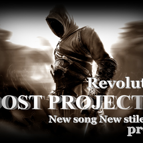 R&B- KOOST PROJECT -REVOLUTION PROMO SONG 2012