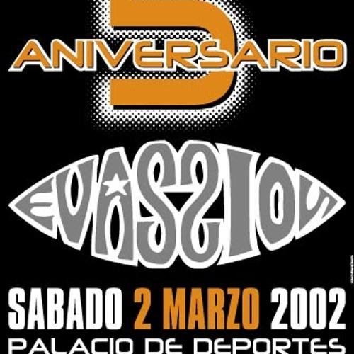ANUSCHKA - 5º Aniversario Mundo Evassion @ Martín Carpena (Malaga) - 02.03.2002